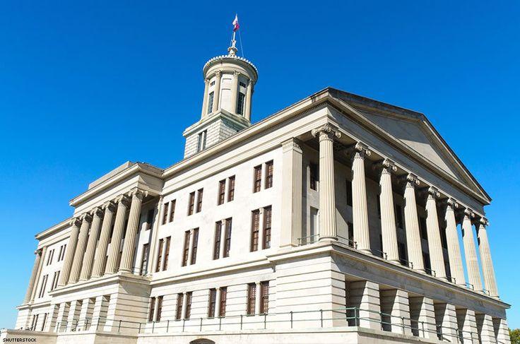 Tennessee's Anti-Trans 'Bathroom Bill' Goes Down the Drain #Politics #LGBTQ