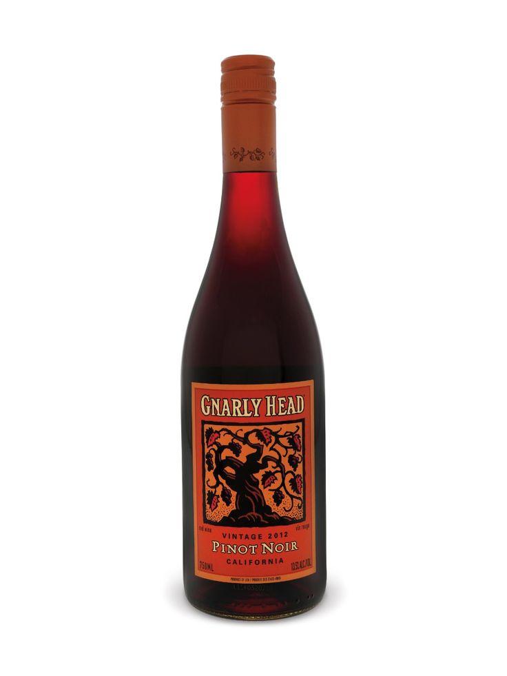 Gnarly Head Pinot Noir | LCBO