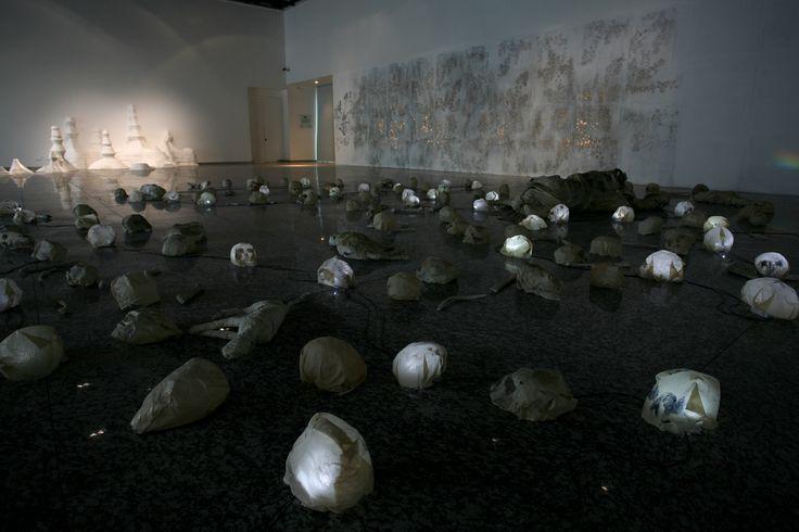 """""""Tierra Baldía"""", Exposición colectiva"""