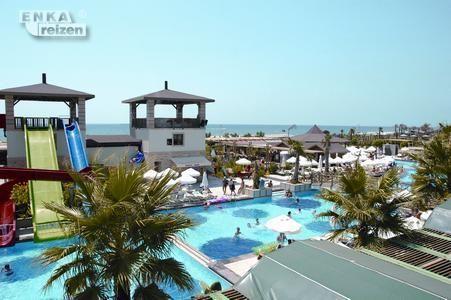 Hotel Vera Mare Resort  Hotel Vera Mare Resort in Belek is in het bezit van diverse zwembaden met waterglijbanen waar de kids de hele dag door kunnen genieten een geweldig Spa & Wellness centrum waar u heerlijke behandelingen kunt nemen en helemaal tot rust kunt komen!  EUR 655.00  Meer informatie  #vakantie http://vakantienaar.eu - http://facebook.com/vakantienaar.eu - https://start.me/p/VRobeo/vakantie-pagina