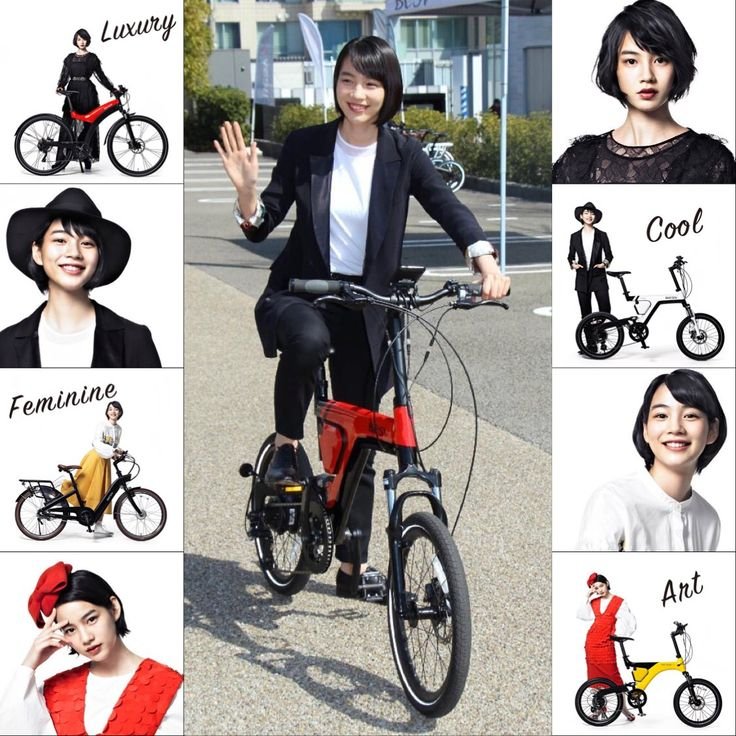 """mi32ts+r on Twitter: """"BESV electric assist bicycle Powerd by #のん https://t.co/ywzks68NiL"""""""