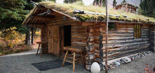Proenneke's Cabin - Lake Clark National Park & Preserve