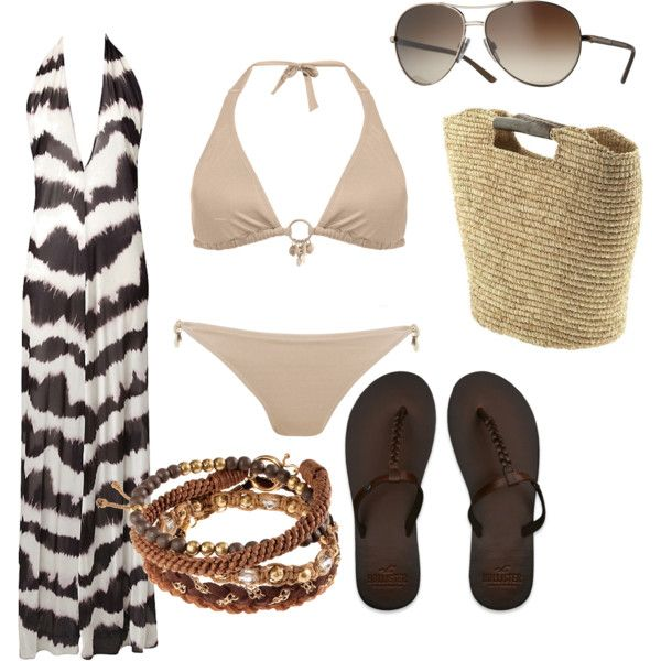 Resort wear. Yes... I would like all of these-minus the bikini
