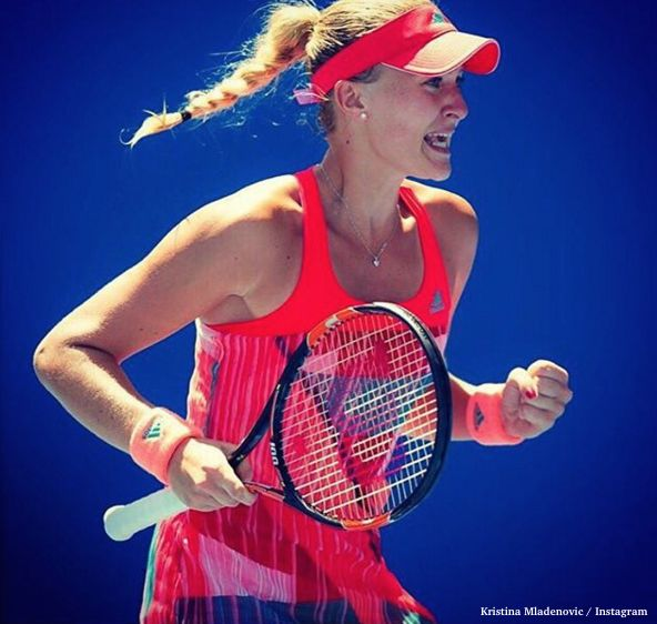 """When you're the best at what you do, you need the best nutrition available, which is why the Women's Tennis Association's (WTA) top-ranked Frenchwomen, Kristina """"Kiki"""" Mladenovic and Alizé Cornet are the latest tennis stars to trust their health to USANA."""