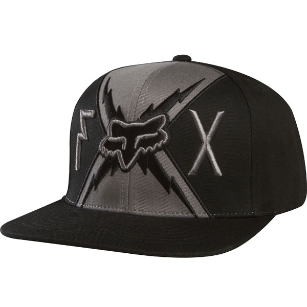 Doesnt matter , need one for the back window of the car. Snapbacks and Tattoos...      Fox Racing Big Boltz Snapback Hat on sale for only $18.99