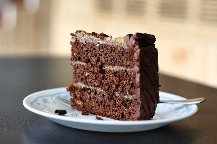 German Chocolate Cake E
