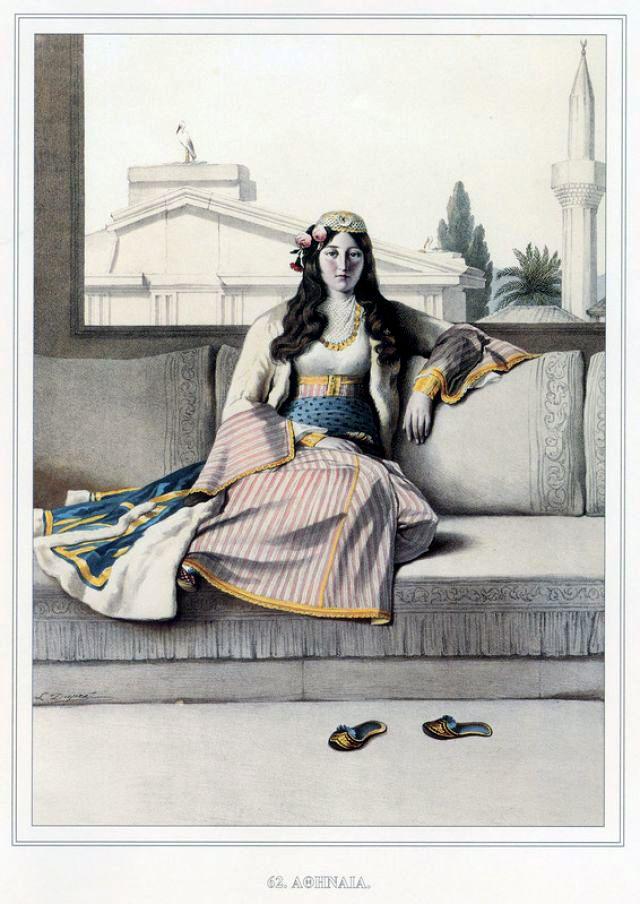Αθηναία γυναίκα
