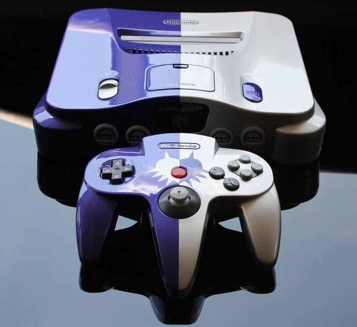 Best 25 super nintendo console ideas on pinterest super nintendo retro super nintendo and - Super nintendo 64 console ...