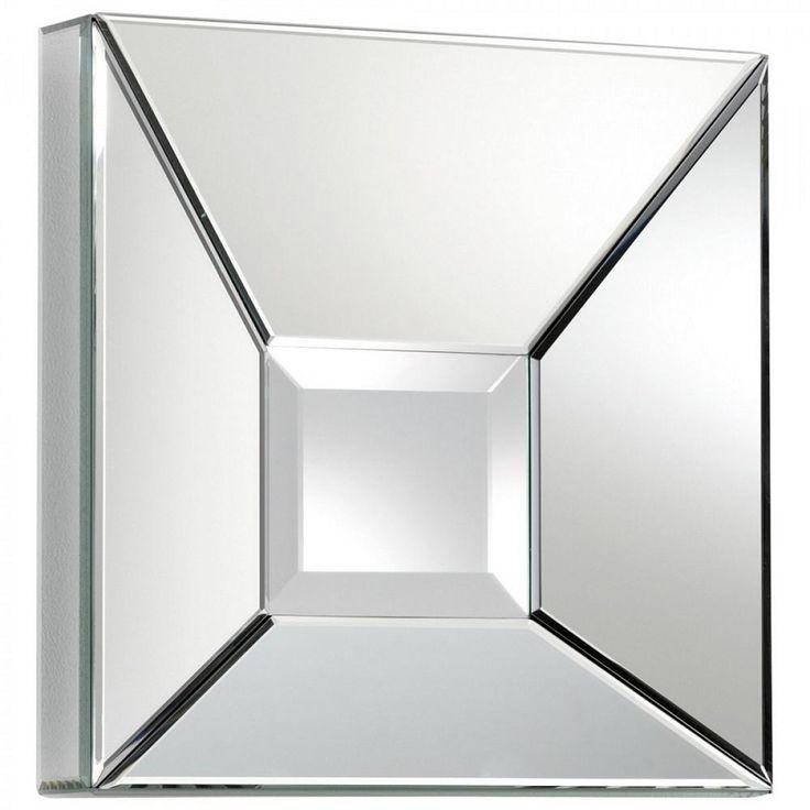 Cyan Design Pentallica Square Mirror