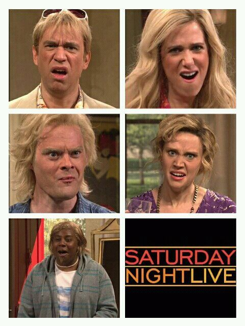 Saturday Night Live! Californians.  (hilarious,kristen wiig,bill hader,saturday,night,live,love)