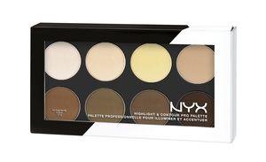 NYX Contour & Highlight Pro Palette HCPP01