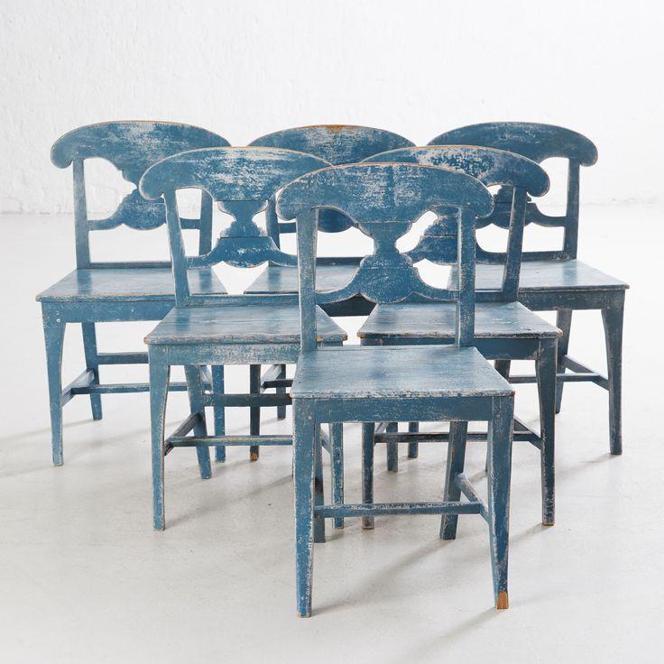 Auktionstipset - Stolar 1800-tal provinsarbete