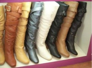 Cleaning tips for leather boots http://blog.thepacificinternational.com/leather-boots/