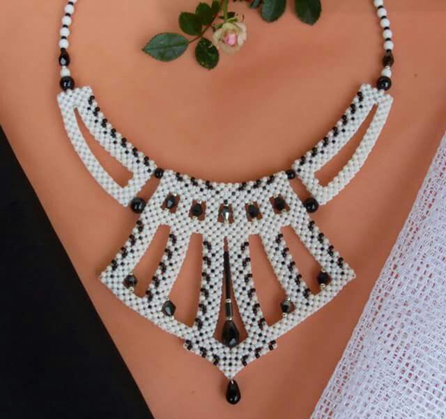 Geometrical Necklace