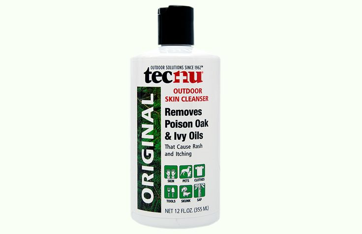 Tecnu 12 oz Outdoor Skin Cleanser for poison ivy and oak