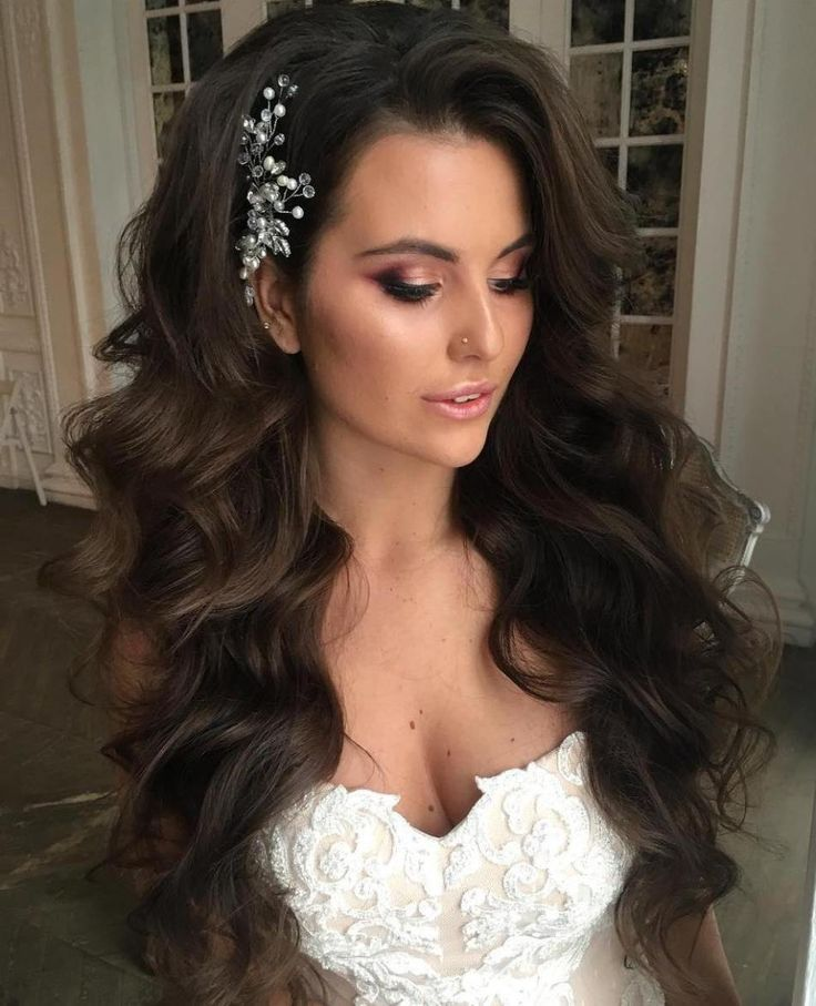 40 Gorgeous Wedding Hairstyles for Long Hair – Natasha