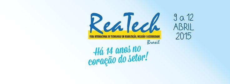 BRADO ACESSIBILIDADE E INCLUSÃO: REATECH 2015