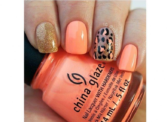 Wzorki na palec serdeczny. 20 super pomysłów na letni manicure - Strona 22