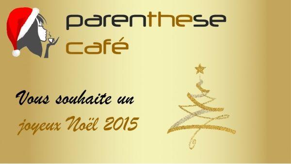 Parenthese Café souhaite un joyeux Noël à tous ses Vendeurs à Domicile, ses clients, ses partenaires et aux nombreuses personnes qui suivent la société. Qu