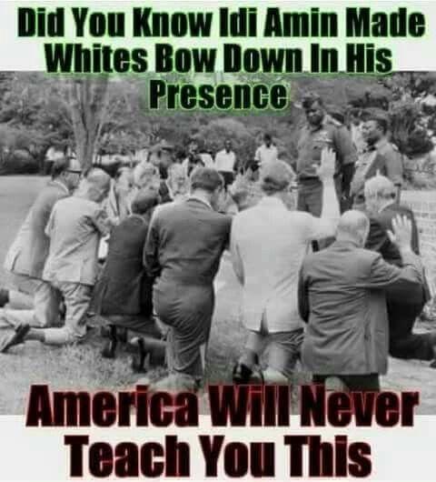 Ratings to Idi Amin!!!