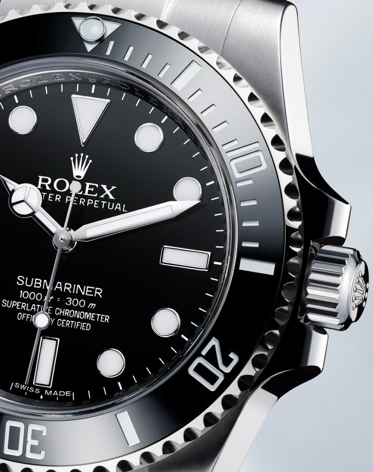 Rolex Submariner Ceramic No Date, Basel 2012.