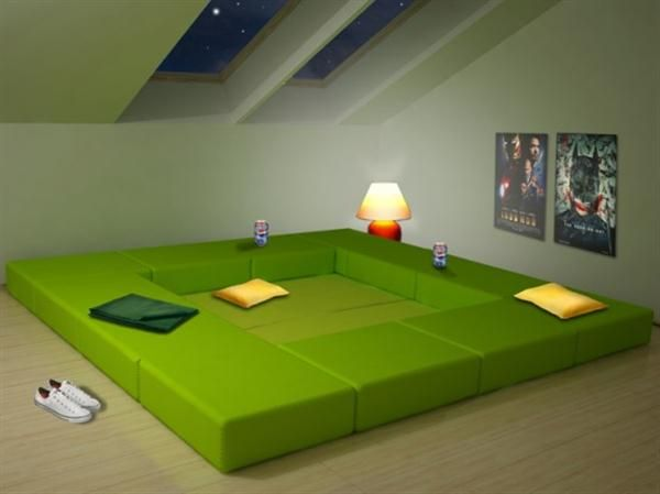 TRANSFORMER FURNITURE- THIS IS SO COOL! It\'s a-multi-purpose ...