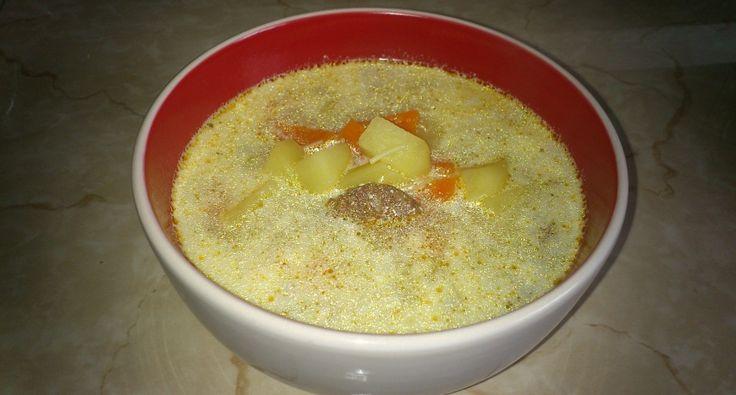 Tejfölös krumplileves recept | APRÓSÉF.HU - receptek képekkel