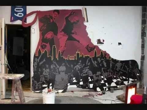 Pinterest the world s catalog of ideas for Dr j mural philadelphia