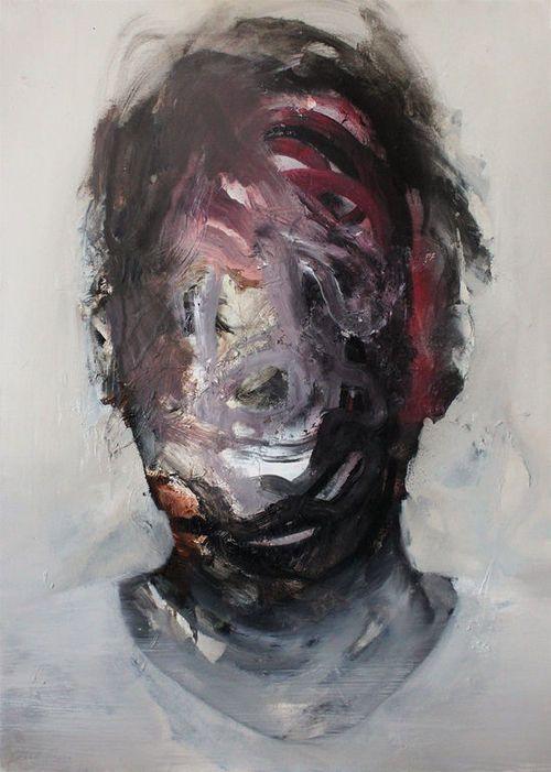 Daniel Martin's portrait painting