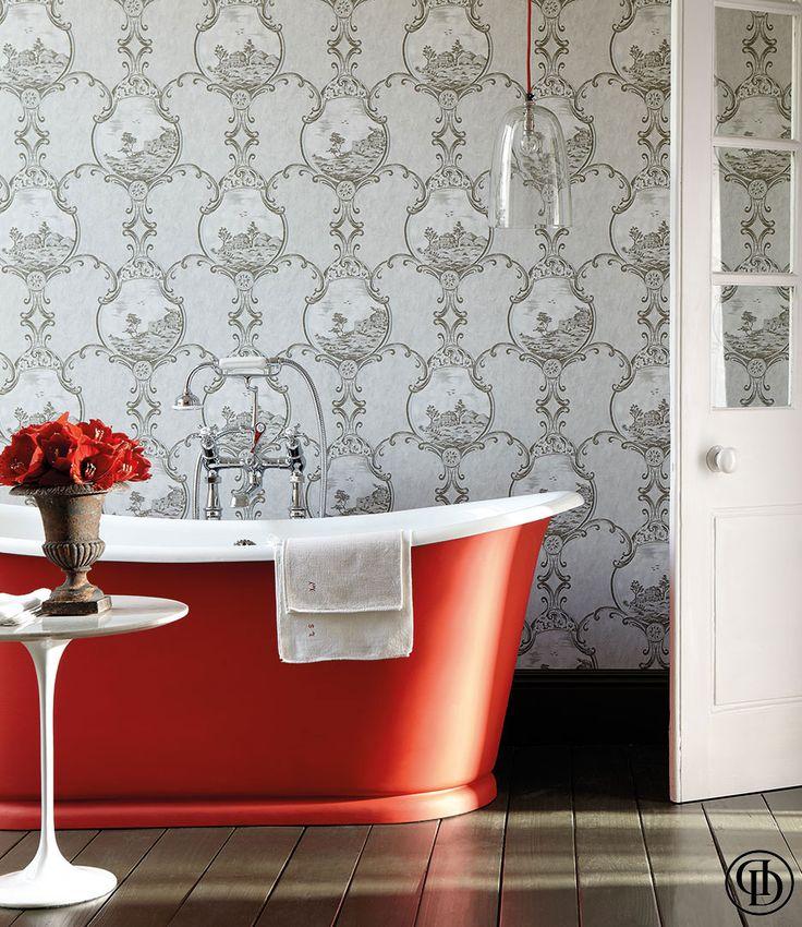 Best  Red Bathroom Decor Ideas On Pinterest Black Bathroom Decor Where Is Cape Cod And Black Floating Shelves