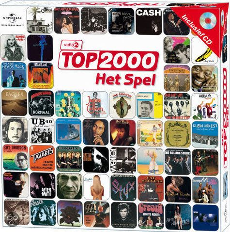 Top 2000 Spel #top2000 #music #game
