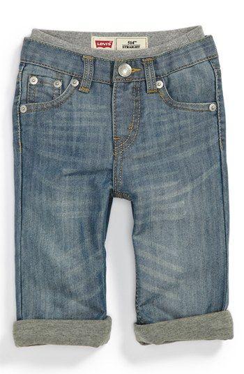 Levi's '514™' Straight Leg Jeans (Toddler Boys) | Nordstrom