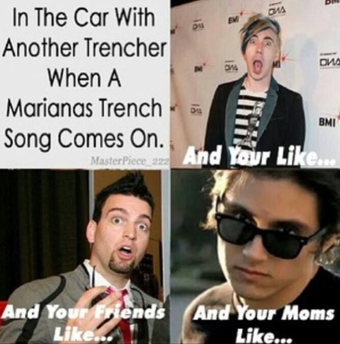 OMG YUS TO ALL THE TRENCHERS LIKE ME <3