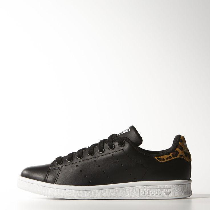 Adidas Stan Smith Schwarz Leo
