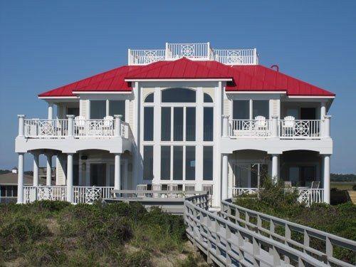 Oak Island House Rentals Oceanfront