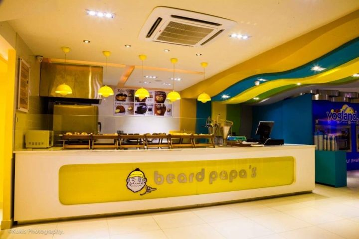 Coffee Republic Beard Papas Yogland by Architects Inc Lahore Pakistan 08 Coffee Republic & Beard Papas & Yogland by Architects Inc, Lahore  ...