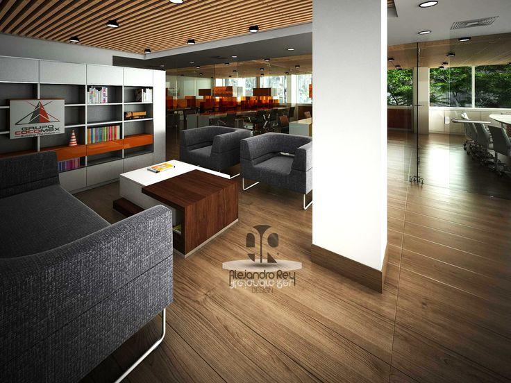 Sala de descanso dise o de oficina pinterest sala de for Areas de una oficina