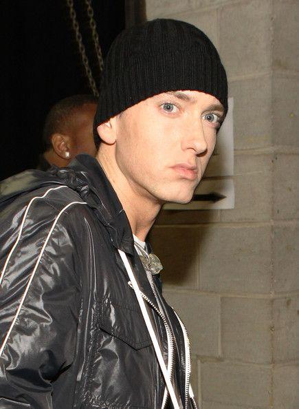 Eminem Photo - 52nd Annual GRAMMY Awards - Backstage