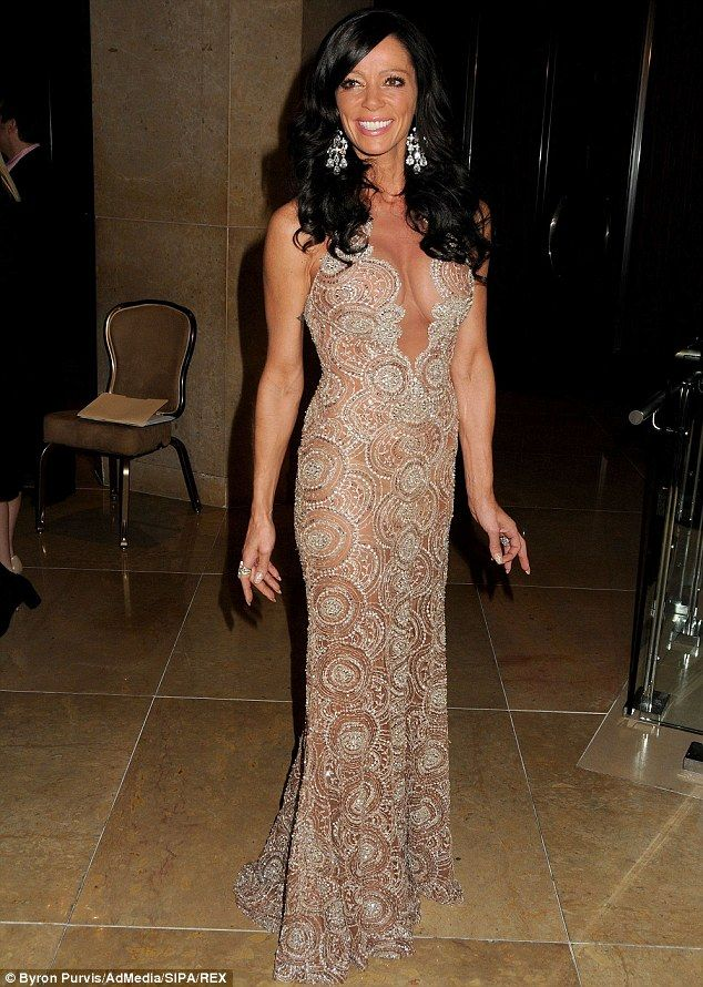 Real Housewives' Carlton Gebbia 'rushed to hospital after she ...