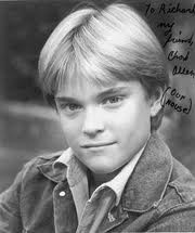 Chad Allen 80's actor (Our House, My Two Dads, Dr Quinn Medicine Women....