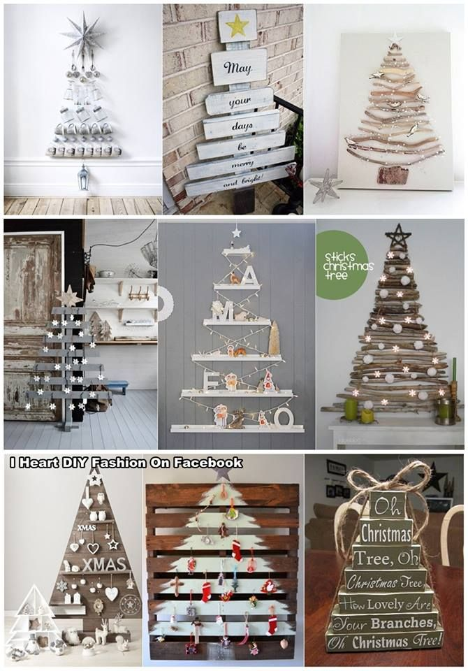 Check out all these DIY projects...just precious & so personal, love them!!