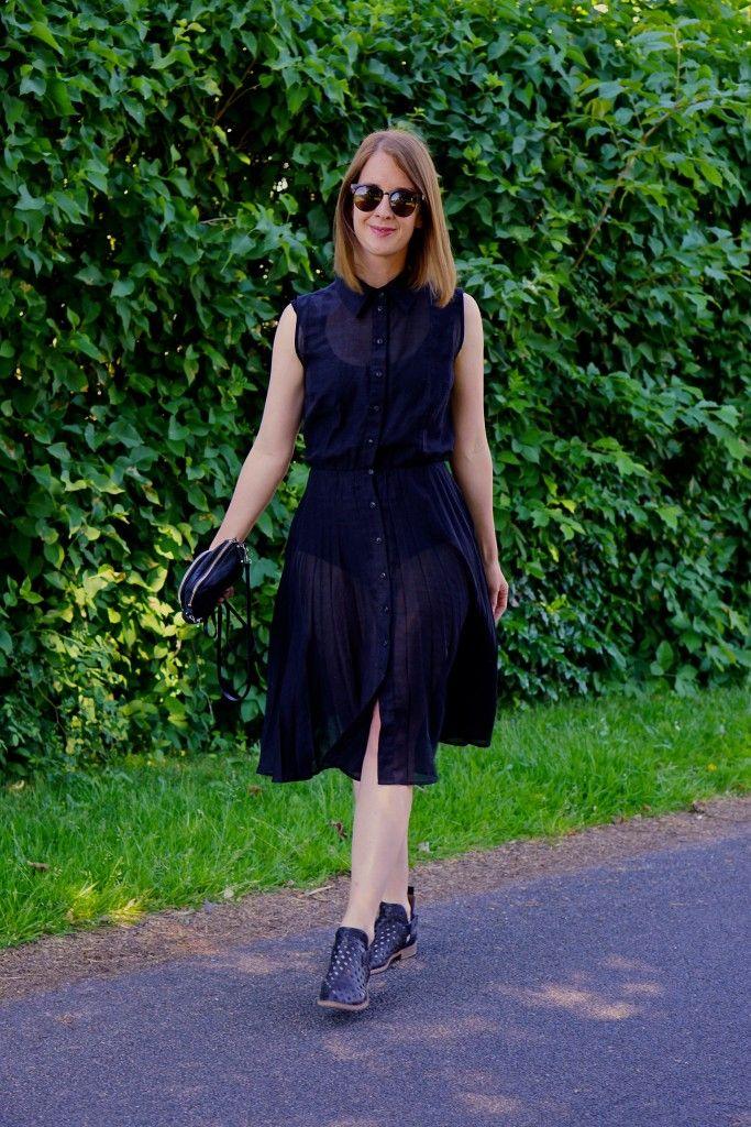 Juliette Hogan dress and Mussi & Cloud boots