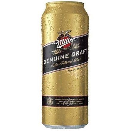 Cerveja Miller Genuine Draft LATA - 355ml