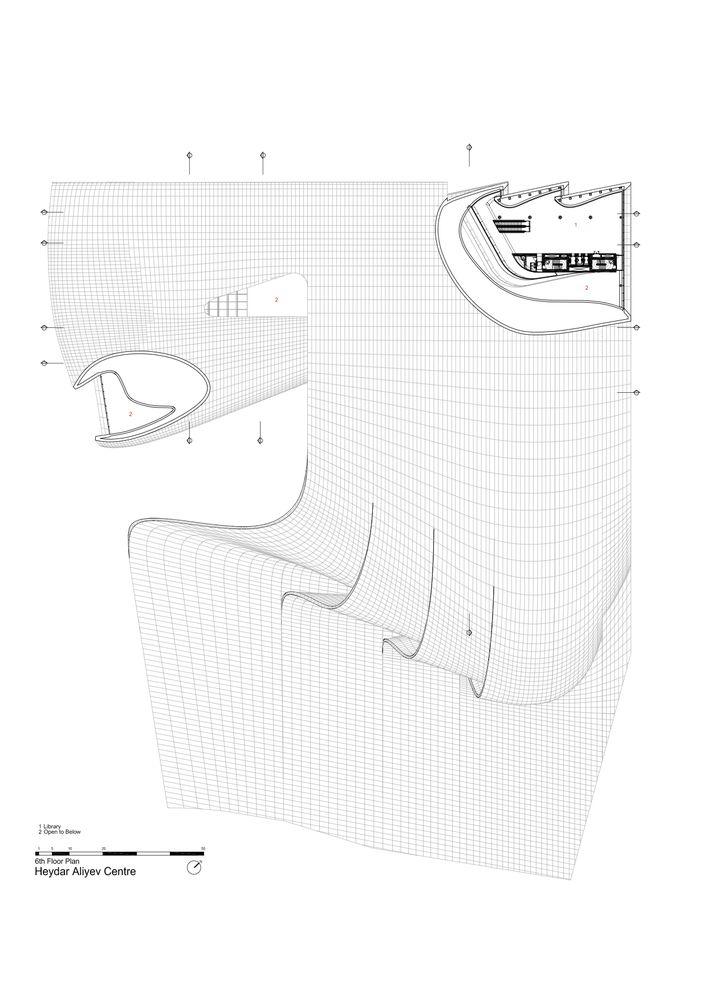 Gallery of Heydar Aliyev Center / Zaha Hadid Architects - 46
