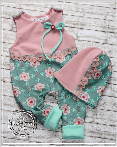 Sets - ♥Süßes Baby /Newborn set gr.56♥ - ein Designerstück von LiLaNa-Design bei DaWanda