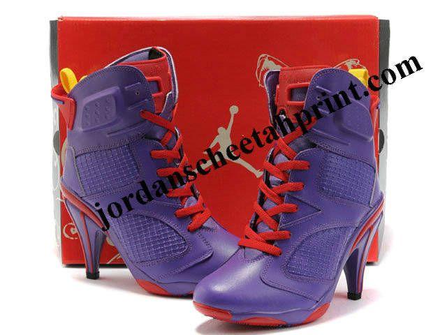 Air Jordan 6 High Heels kopen