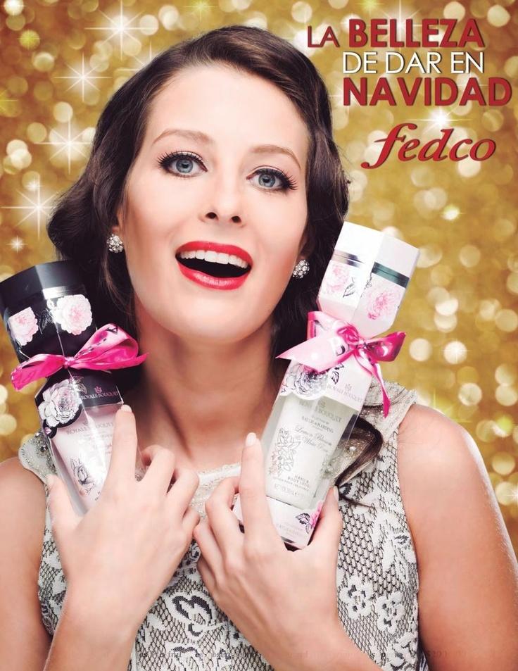Catálogo Fedco 'La Belleza de dar en navidad'