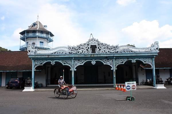 Keraton Solo, Solo, Jawa Tengah, Indonesia.