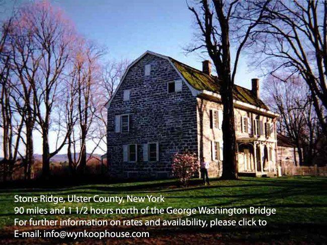 Wynkoop House Gorgeous Wedding Venue In Hudson Valleys Stone Ridge NY