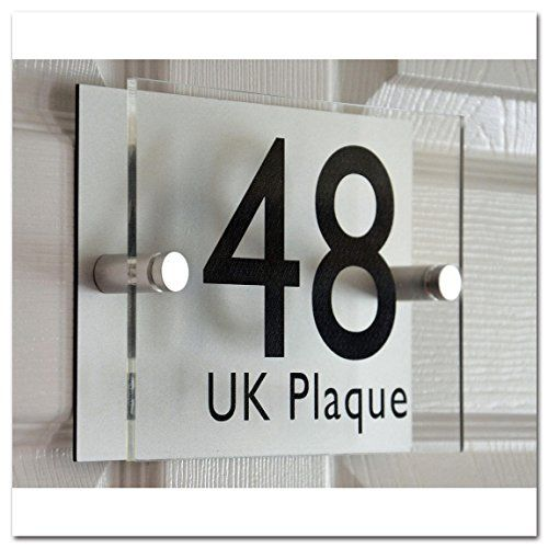 27 best hi na tevilka images on pinterest front door for Front door number plaques